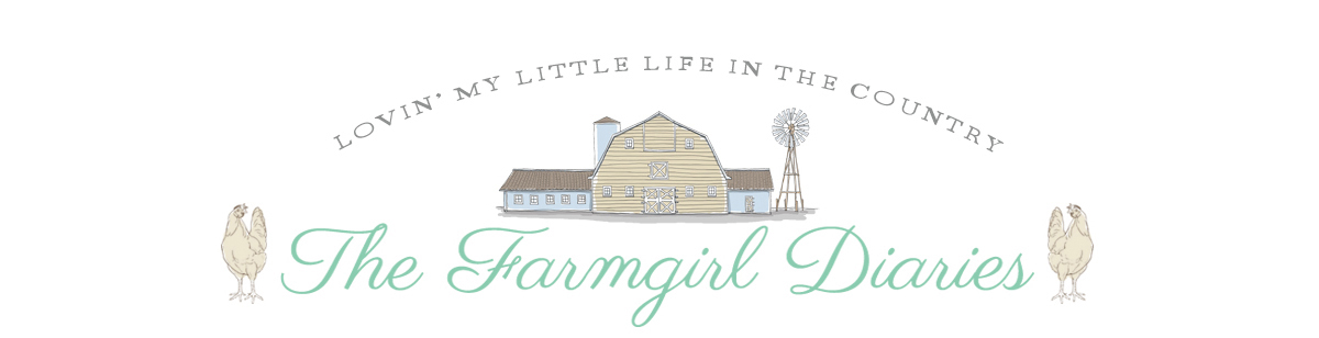 The Farmgirl Diaries logo